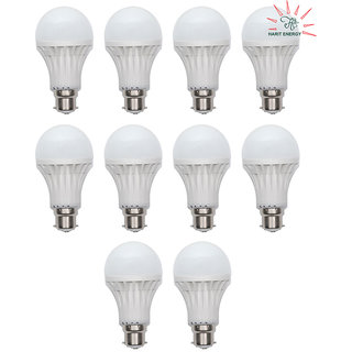 Generic 20 Watt  Light With Edge Technology (Pack Of 10 LED Bulbs)