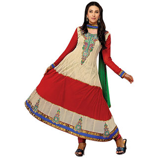 Ethnicbasket party wear georgette anarkali suit (EBSK101032620)