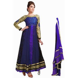 Ethnicbasket Party wear designer Anarkali Suit (EBSK102011406)