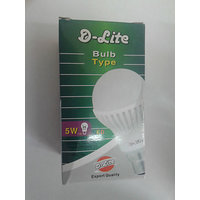 COMBO OF 10 PCS - 5W Led Bulb