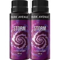 Park Avenue  Deo Spray Combo Pack (storm)- 150 Ml - 5839918