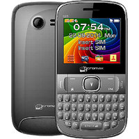 Micromax Q25 Qwerty Keypad Dual Sim Mobile Phone