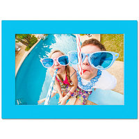 Daffodils Ocean Blue Magic Frame TH022