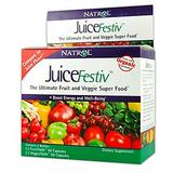 Natrol Juicefestiv (Fruit 60 Caps + Veggie 60 Caps)