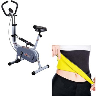 Deemark Exercise Bike - BGC 209 WITH Hot shapar-L as freebie