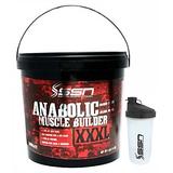 Ssn Anabolic Muscle Builder Xxxl 11 Lbs - Vanila - Shaker Free