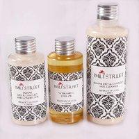 Nourishing Hair Oil,Orange Lemon Conditioner & Madurai Jasmine Cleanser Combo