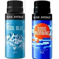 Park Avenue  Deo Spray 2pc Combo Pack - 150 Ml