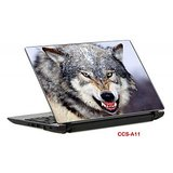 Laptop Notebook Skin ...the Wolf Skin ...design Your Gadget Uniquely