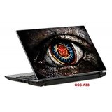 Laptop Notebook Skin ... Three Eye Skin ...design Your Gadget Uniquely