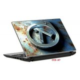 Laptop Notebook Skin ...metal Look Skin ...design Your Gadget Uniquely