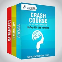 Plancess JEE 2015 Main& Advanced Crash Course (Pen Drive) By TOP 100 JEE Rankers