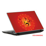 Laptop Notebook Skin ... Om Ganesha Skin ...design Your Gadget Uniquely