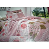 OSM  Zink Super Soft Bed Sheet-3Pcs