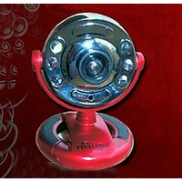Tech-Com WebCam 40 MP Web Camera, With Mic