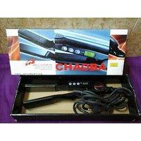 Hair Straightener - LCD Flat Iron - CHAOBA CB-9210 / CB-N9209