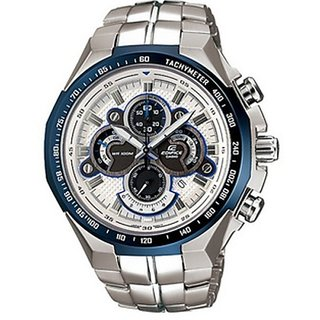 Casio Edifice Chronograph Multi-Color Dial Men's  EF-554D-7AVDF Imported Watches