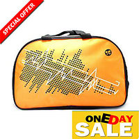 "18"" Duffle Bag By 3G Orange - 5881774"