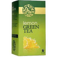 LaPlant Lemon Green Tea - 25 Tea Bags