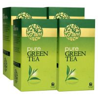 LaPlant Pure Green Tea - 100 Tea Bags (Combo Of 4)