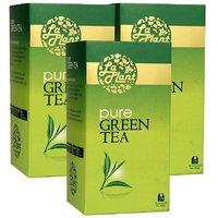 LaPlant Pure Green Tea - 75 Tea Bags (Combo Of 3)