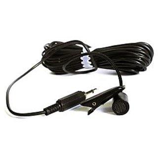 Tie Clip Collar mic Lapel for NIKON DSLR D3100 D5200 D7100 D5300 D3200 - 3.5mm