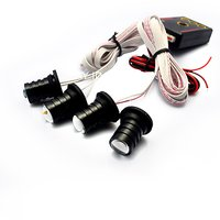 12V Car Auto Motorcycle Flashing Warning Strobe Light Bulbs-4 Pc