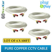 CCTV PURE COPPER WIRE/CABLE FR DOME CAMERA BULLET CAMERA CCTV SYSTEM CCTV CAMERA - 5891486