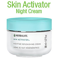 Skin Activator - Night Time Replenishing Cream - 5893646