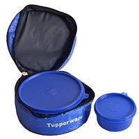 Tupperware Classic Lunch Box (Incl. Bag Worth Rs. 135)