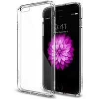 Callmate 2 In 1 Bumper Case With Clear Back Panel For IPhone 6 Plus 5.5 Inch SG - 5899174