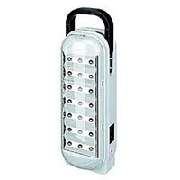 RECHARGEABLE 21 LED EMERGENCY LIGHT With Handle & Wall Mount -DP713 [CLONE]