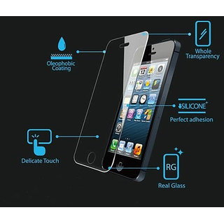 Tempered Glass Screen Protector Scratch Guard for Apple iPhone 6+/plus