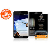 Buff Shock Absorption Screen Guard Protector For Samsung Galaxy S4,S3,S Duos,Note,Note2,Grand,Grand Quattro,iPhone5