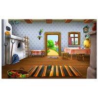Home Cartoon Vinyl Home Decor PVC Wall Sticker ( PVC Plastic Sticker , 91 Cm X 61 Cm)