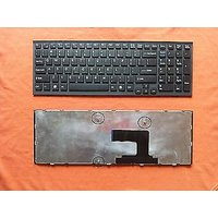 Sony VAIO Black Laptop Keyboard For VAIO VPC-EL VPCEL Series VPC-EL1E1E/B VPC-EL