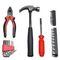 New 30pcs Tool Kit Heavy Duty Home Tool Kit Easy To Carry