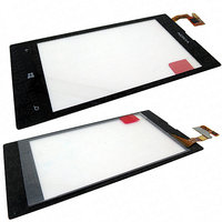 Display Touch Screen Digitizer Glass For Nokia Lumia 520 - Black