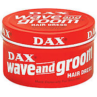 Dax Wave And Groom Hair Dress.