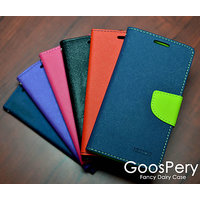 Original Goospery Fancy Diary Case For LG Google Nexus 4