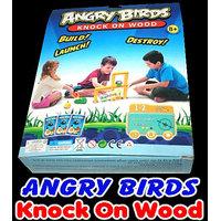 Angry Bird Knock On Wood Game 8+