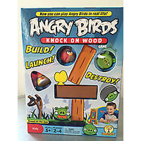 Angry Birds- Knock On Wood Game 5+