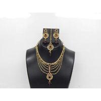 Soojewelish Indian Bridal Jewellery Set-(vgnl 3015)