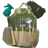 Prism Garden Tool Carry Bag WCA552.04 Garden Tool Kit(8 Tools)