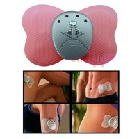 Detak Small Butterfly Massager And Abs / Muscle Builder