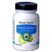 Forest Herbs GARCINIA CAMBOJIA 60 Capsules