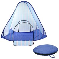 Mosquito Net 5 Feet By 7 Feet Foldable Free Carry Bag