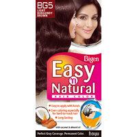Bigen Easy 'n Natural Hair Color BG5 Light Burgundy Brown