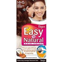 Bigen Easy 'n Natural Hair Color MH5 Light Mahogany Brown