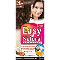 Bigen Easy 'n Natural Hair Color N5 Light Brown